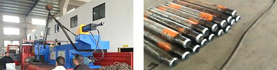 擁有多位高素質、高水準技術人才的彎管機廠家